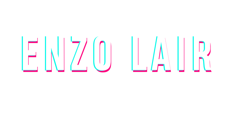 Enzo Lair production audiovisuelle Caen
